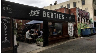 Photo of Restaurant Little bertie at 218 Swan St, Richmond, Vi 3121, Australia