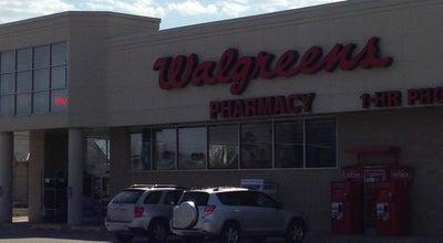 Photo of Drugstore / Pharmacy Walgreens at 1300 W Norfolk Ave, Norfolk, NE 68701, United States