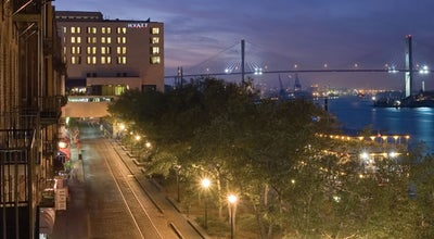 Photo of Hotel Hyatt Regency Savannah at 2 W Bay St, Savannah, GA 31401, United States
