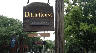 Photo of History Museum The Witch House/Corwin House at 310 Essex Street, Salem, MA 01970, United States