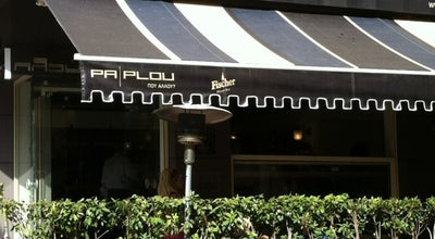 Photo of Restaurant Pa/Plou at Πατριάρχου Ιωακείμ 45, Athens 106 76, Greece