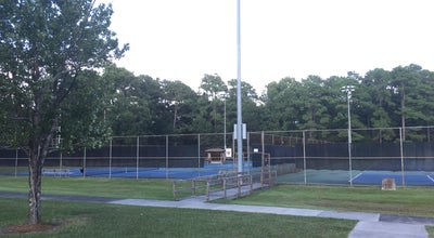 Photo of Basketball Court Althea Gibson Tennis Complex at Wilmington, NC 28403, United States