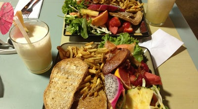 Photo of Breakfast Spot Karine's at 109 Mccaul St., Toronto, ON M5T 3K5, Canada