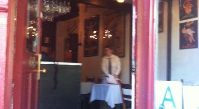 Photo of French Restaurant La Ripaille at 605 Hudson St, New York City, NY 10014, United States