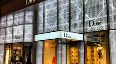 Photo of Women's Store Dior at 17 E 57th St., New York, NY 10022, United States