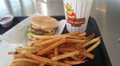 Photo of Fast Food Restaurant PICK-QUICK Drive In at 1132 Auburn Way N, Auburn, WA 98002, United States