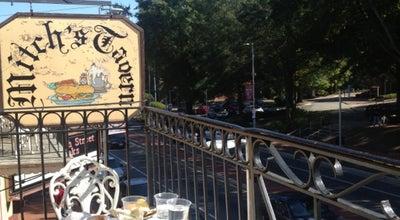 Photo of American Restaurant Mitch's Tavern at 2426 Hillsborough St, Raleigh, NC 27607, United States