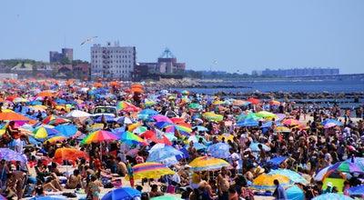 Photo of Beach Coney Island Beach & Boardwalk at Surf Ave, Brooklyn, NY 11224, United States