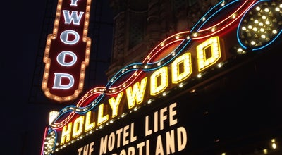 Photo of Tourist Attraction Hollywood Theatre at 4122 Ne Sandy Blvd, Portland, OR 97212, United States