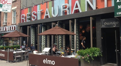 Photo of American Restaurant Elmo at 156 7th Ave, New York, NY 10011, United States