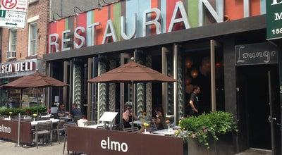 Photo of American Restaurant Elmo at 156 7th Ave, New York, NY 10011, United States