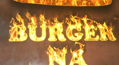 Photo of Burger Joint Burguer Brasa at Júlia Seffer Rua 7, Brazil