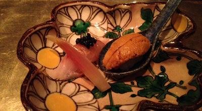 Photo of Sushi Restaurant Rosanjin at 141 Duane St, New York City, NY 10013, United States