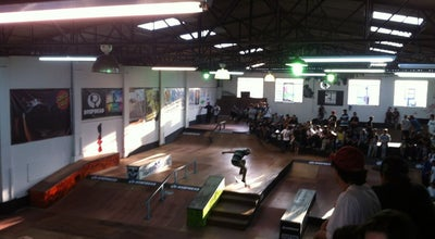 Photo of Skate Park Drop Dead Skate Park at Tv. Da Lapa, 231, Curitiba, Brazil