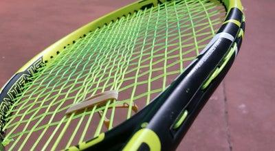 Photo of Tennis Court Canchas De Fronton at Av. 4 De Marzo, Chetumal, Mexico
