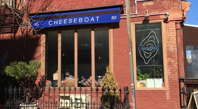 Photo of Eastern European Restaurant Cheeseboat at 80 Berry St, Brooklyn, NY 11211, United States