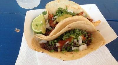 Photo of Mexican Restaurant El Taco Rico at 810 Vargas Rd, Austin, TX 78741, United States