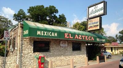 Photo of Mexican Restaurant El Azteca Restaurant at 2600 E 7th St, Austin, TX 78702, United States
