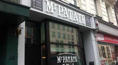 Photo of Restaurant Mr Patate at Boulevard Emile Jacqmainlaan 44, Brussels 1000, Belgium