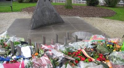 Photo of Monument / Landmark Monument Groupe G at Square Groupe G, Ixelles / Elsene 1050, Belgium