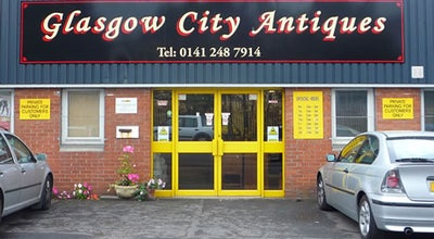 Photo of Antique Shop Glasgow City Antiques at 121 - 127 Lancefield Street, Glasgow G3 8HZ, United Kingdom