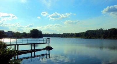 Photo of Lake Вишенське озеро at Ukraine