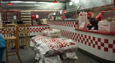 Photo of Burger Joint Five Guys Burgers & Fries at 137 N Mall Dr, Appleton, WI 54913, United States
