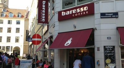 Photo of Cafe Baresso Coffee at Vimmelskaftet 48, Copenhagen 1161, Denmark