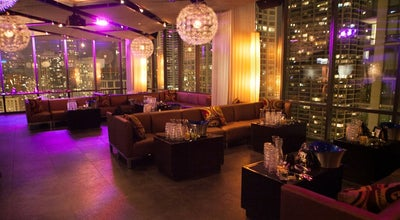 Photo of American Restaurant Vertigo Sky Lounge at 2 W Erie St, Chicago, IL 60654, United States