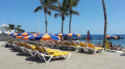 Photo of Beach Playa Chica at Paseo Barrilla, 2, Puerto Del Carmen 35510, Spain