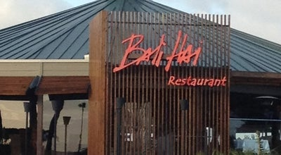 Photo of American Restaurant Bali Hai at 2230 Shelter Island Dr, San Diego, CA 92106, United States
