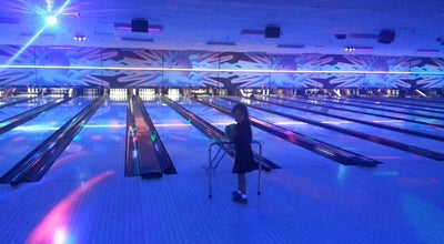 Photo of Athletics and Sports Fiesta Lanes Bowling Center at 1202 Huisache Ave., New Braunfels, TX 78130, United States