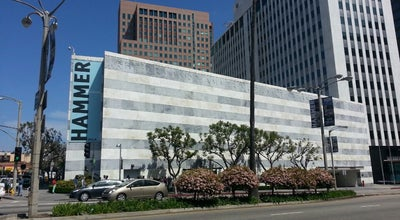 Photo of Art Gallery Hammer Museum at 10899 Wilshire Blvd, Los Angeles, CA 90024, United States