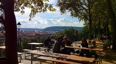 Photo of Tourist Attraction Letna Beer Garden at Letenské Sady 341, Prague 170 00, Czech Republic