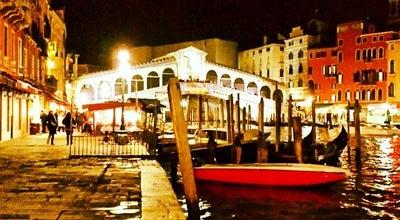 Photo of Italian Restaurant Ristorante Canal Grande at Rival Del Vin 740, City of Venice 30125, Italy