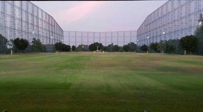 Photo of Golf Course T.S.R. Driving Range at Rangsit, Bang Phun, Thailand
