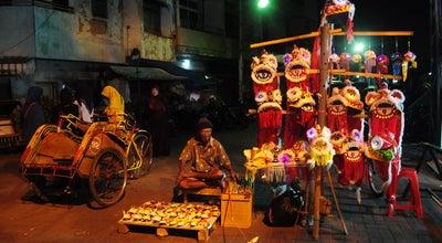 Photo of Theme Park Pasar Semawis at Jalan Gang Pinggir, Semarang, Indonesia
