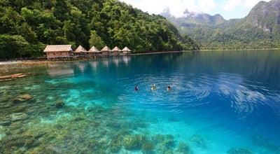 Photo of Beach Ora Beach, Maluku Tengah at Indonesia