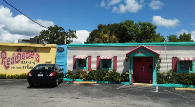 Photo of American Restaurant Redbone's Bar & Grill at 3604 Palm Beach Blvd, Fort Myers, FL 33916, United States
