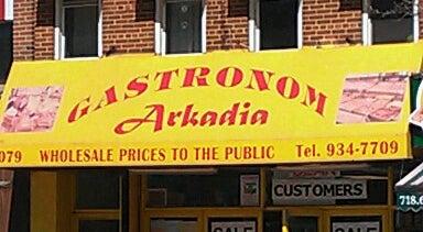 Photo of Food Court Gastronom Arkadia at Brooklyn, NY 11235, United States