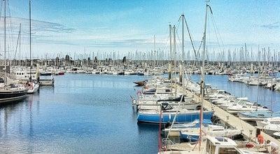 Photo of Harbor / Marina Port de Cherbourg at Port De Cherbourg, Cherbourg-Octeville 50100, France