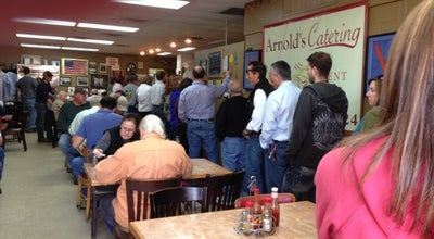 Photo of American Restaurant Arnold's Country Kitchen at 605 8th Ave S, Nashville, TN 37203, United States