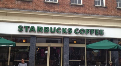 Photo of Coffee Shop Starbucks at 198 High St, Hounslow TW3 1HL, United Kingdom