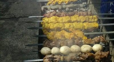 Photo of BBQ Joint كبابى سيار ايمان at حدفاصل ميدان نخل و چهارشير, Iran