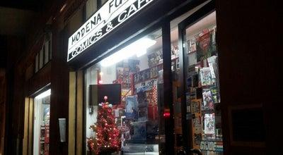 Photo of Bookstore Modena Fumetto at Viale Monte Kosica, 198, Modena 41121, Italy