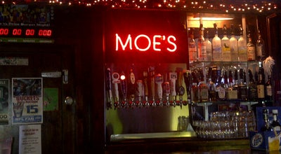 Photo of Nightclub Moe's Crosstown Tavern at 714 Rutledge Ave, Charleston, SC 29403, United States