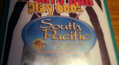 Photo of American Restaurant South Pacific Sports Bar at 218 1st St, Bremerton, WA 98337, United States
