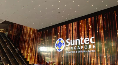 Photo of Tourist Attraction Suntec Singapore Convention & Exhibition Centre at 1 Raffles Boulevard, Singapore 039593, Singapore
