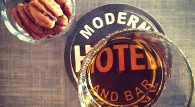 Photo of Hotel Modern Hotel and Bar at 1314 W Grove St, Boise, ID 83702, United States