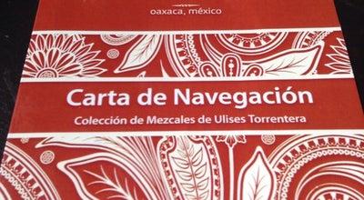 Photo of Mexican Restaurant In Situ Mezcaleria at Av. Jose Maria Morelos 51, Oaxaca 68000, Mexico